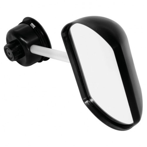 Easy Mirror Caravanspiegel Defa.Caravanspiegel Easy Mirror Met Bol Of Vlak Glas